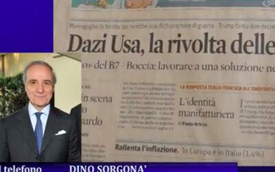 """""""Post Covid: la rivoluzione verde"""" – di Dino Sorgonà"""