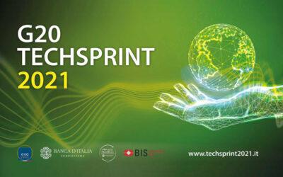 Partecipa alla competizione globale G20TechSprint promossa da Banca d'Italia