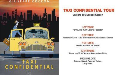 Inizia il tour di presentazione del libro di Giuseppe Coccon, già alla seconda edizione. Il ricavato del libro sarà devoluto dall'autore in beneficenza.